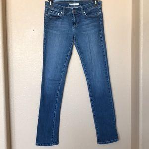 Joe's Jeans Kennedy Wash Cigarette Jean Size 29
